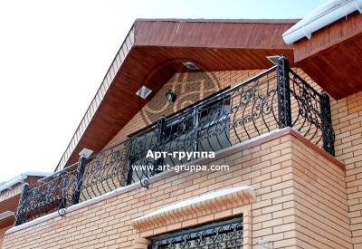 купить Балконное ограждение - изделие: 0006
