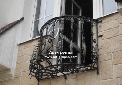 купить Балконное ограждение - изделие: 0010