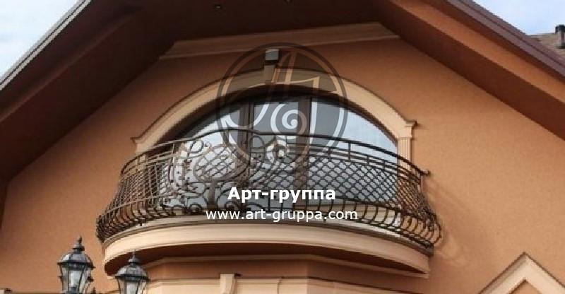 купить Балконное ограждение - изделие: 0016