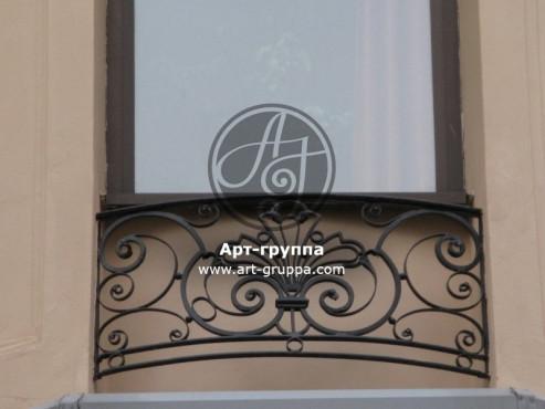 купить Балконное ограждение - изделие: 0017