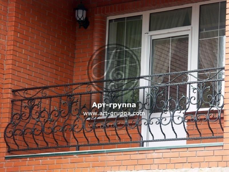 купить Балконное ограждение - изделие: 0021