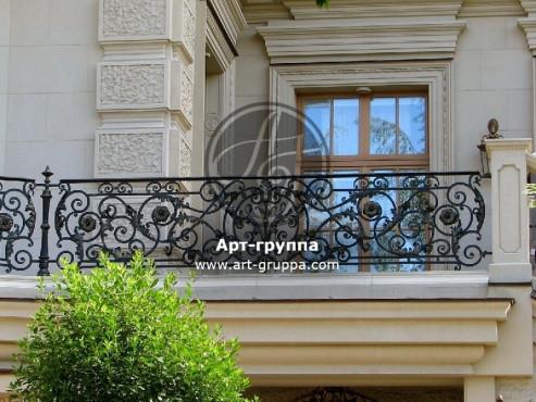 купить Балконное ограждение - изделие: 0023