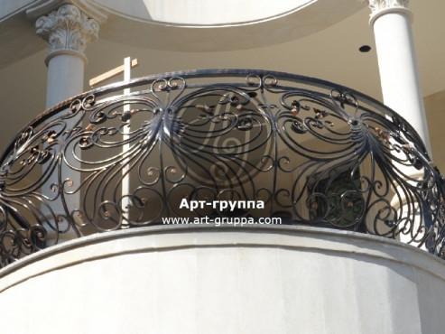 купить Балконное ограждение - изделие: 0025