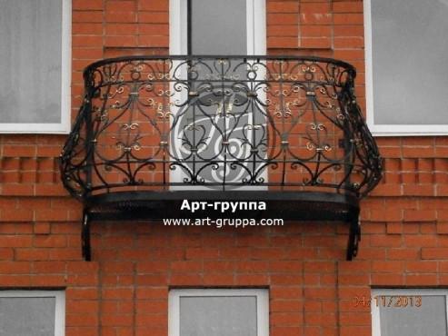 купить Балконное ограждение - изделие: 0026