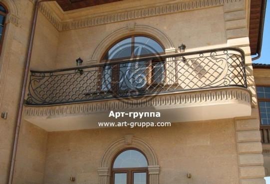 купить Балконное ограждение - изделие: 0027