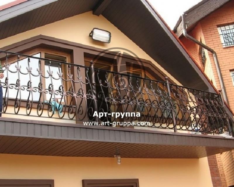 купить Балконное ограждение - изделие: 0028