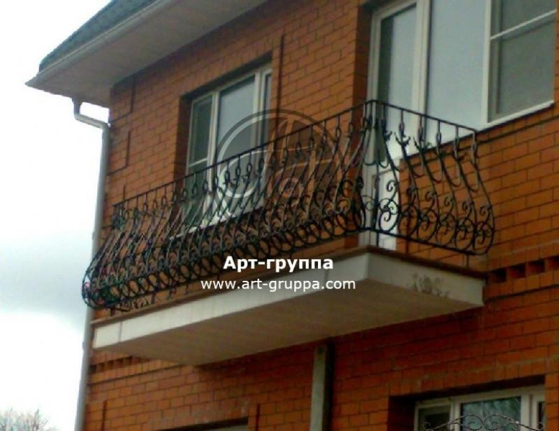 купить Балконное ограждение - изделие: 0029