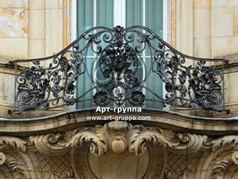 купить Балконное ограждение - изделие: 0033
