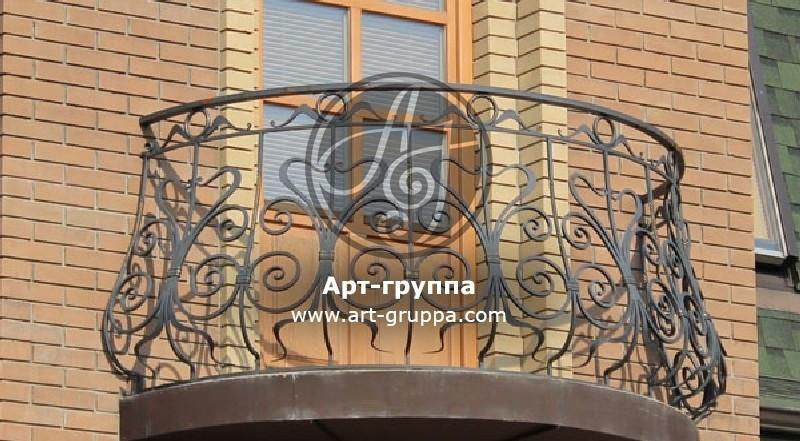 купить Балконное ограждение - изделие: 0035
