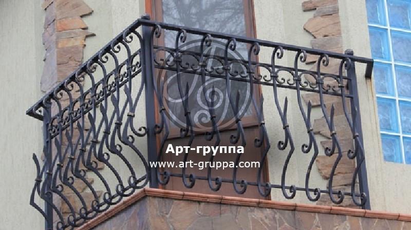 купить Балконное ограждение - изделие: 0036