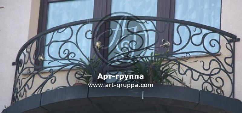 купить Балконное ограждение - изделие: 0037