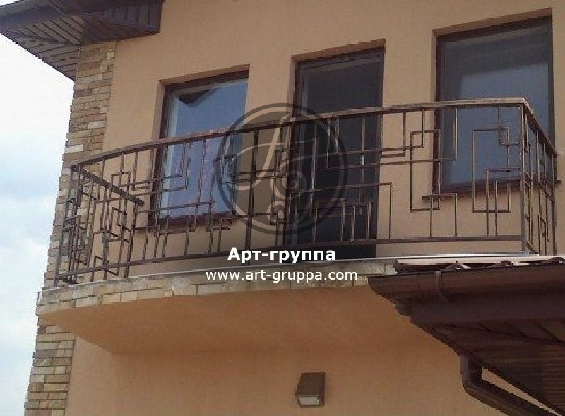 купить Балконное ограждение - изделие: 0045