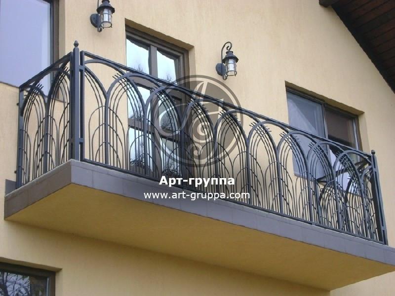 купить Балконное ограждение - изделие: 0055