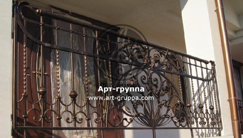 купить Балконное ограждение - изделие: 0056