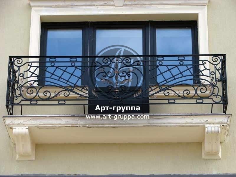 купить Балконное ограждение - изделие: 0061
