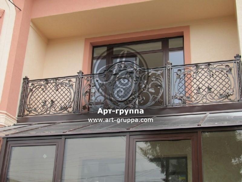 купить Балконное ограждение - изделие: 0063
