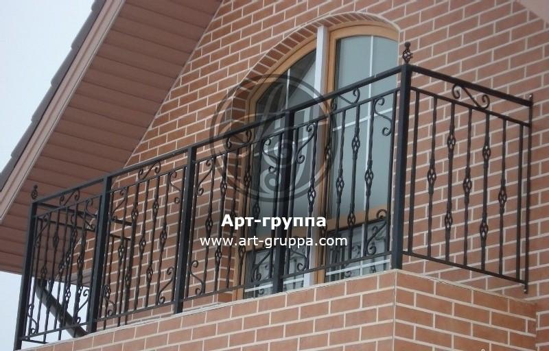 купить Балконное ограждение - изделие: 0066