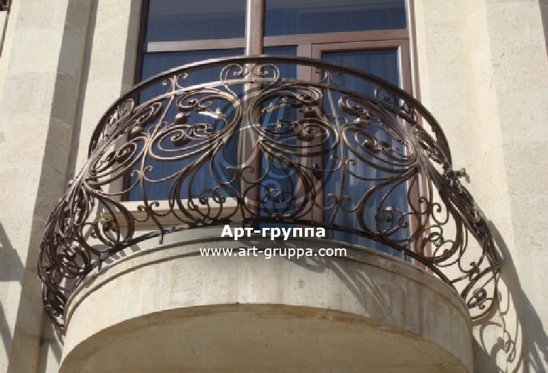купить Балконное ограждение - изделие: 0073