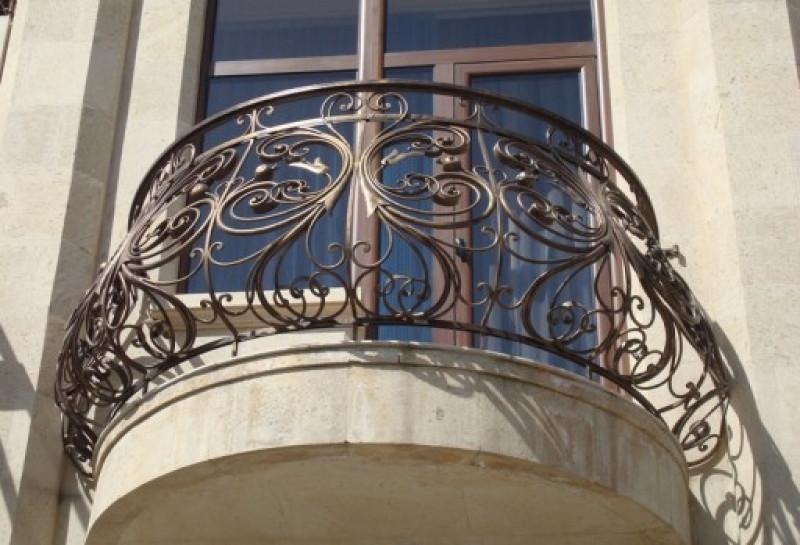 купить Балконное ограждение - изделие: 0072