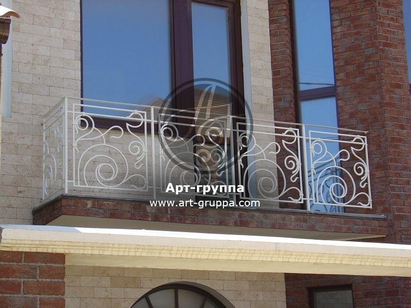 купить Балконное ограждение - изделие: 0081