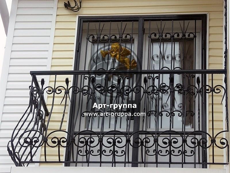 купить Балконное ограждение - изделие: 0085