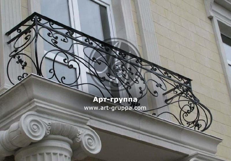 купить Балконное ограждение - изделие: 0089
