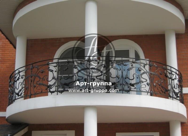 купить Балконное ограждение - изделие: 0091