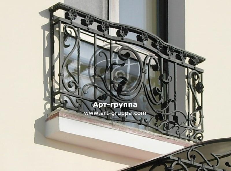 купить Балконное ограждение - изделие: 0094
