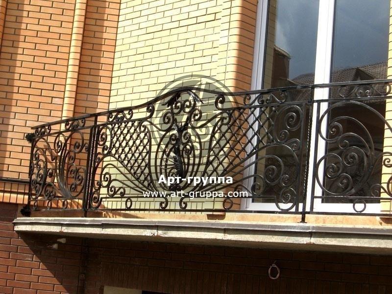 купить Балконное ограждение - изделие: 0095