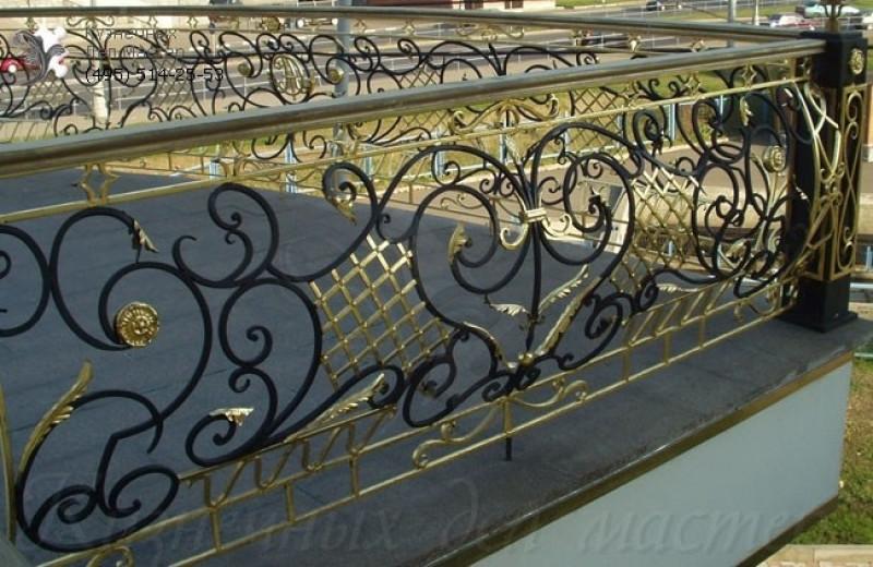 купить Балконное ограждение - изделие: 0100
