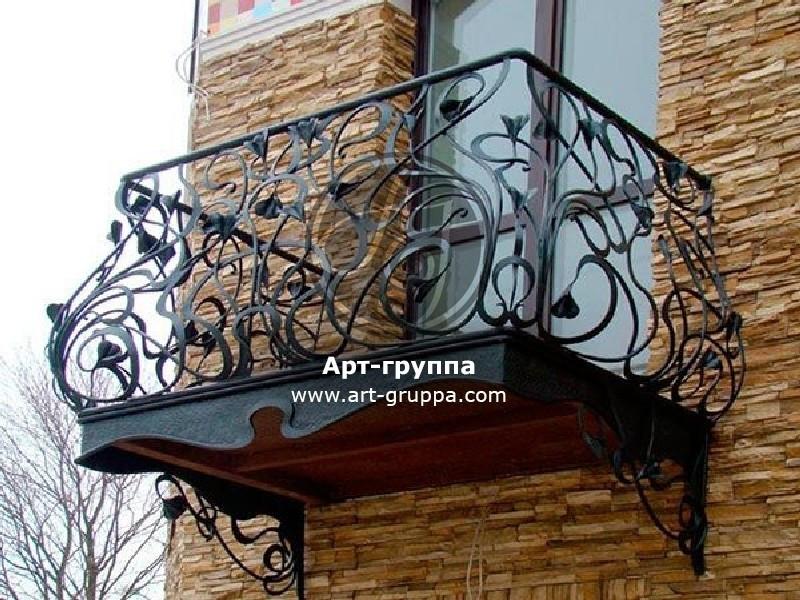 купить Балконное ограждение - изделие: 0111
