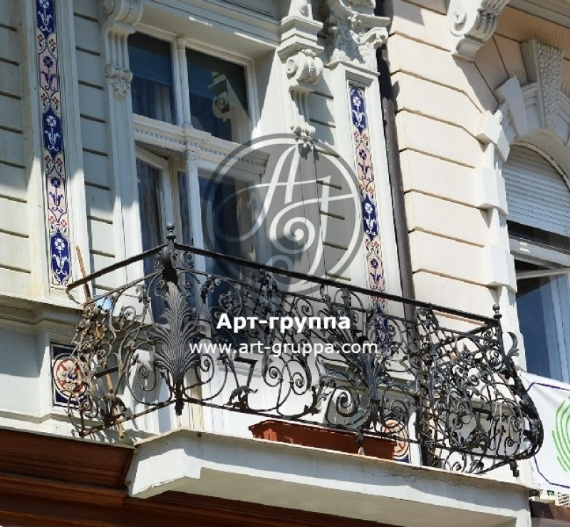 купить Балконное ограждение - изделие: 0112