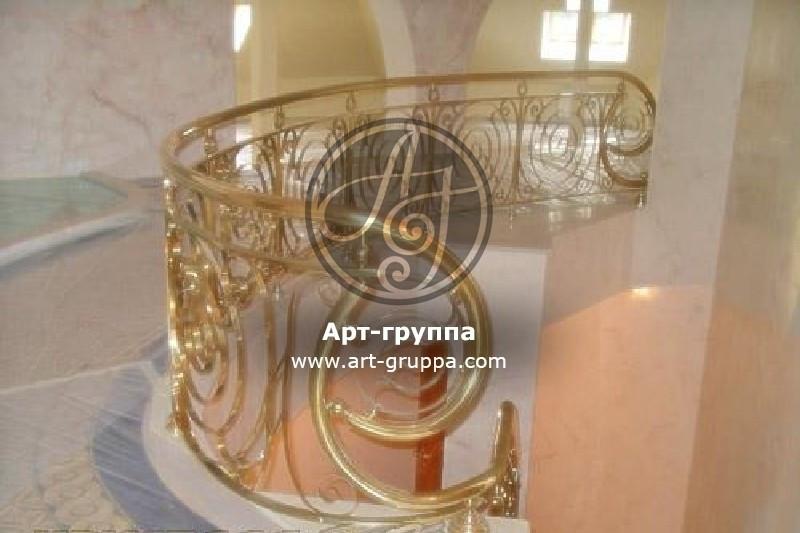 купить Перила кованые - изделие: 0172