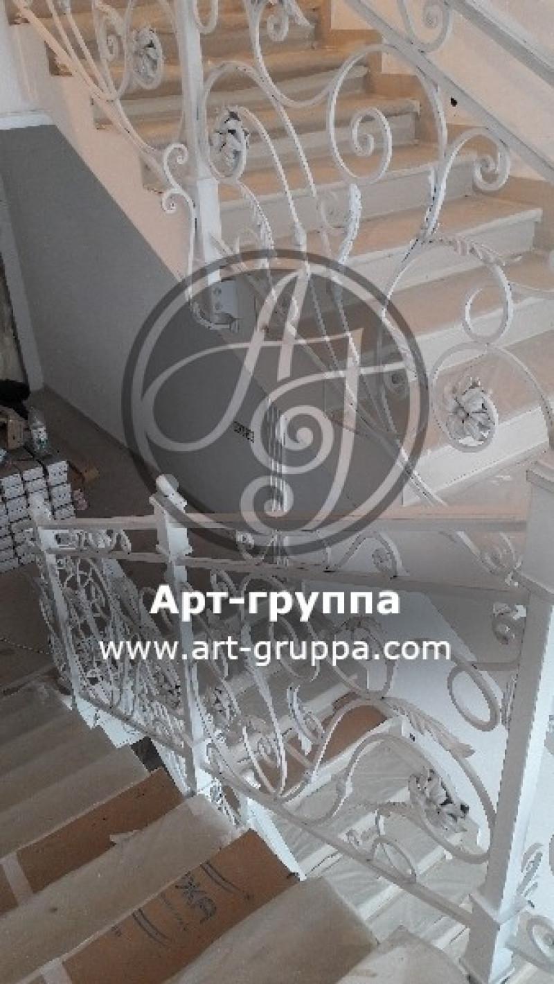 купить Перила кованые - изделие: 0207