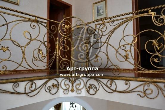 купить Перила кованые - изделие: 0223