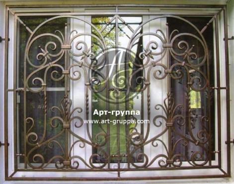 купить Решетка на окно - изделие: 0783