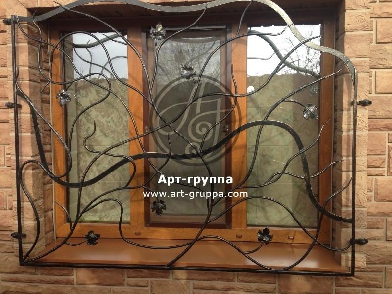купить Решетка на окно - изделие: 0790