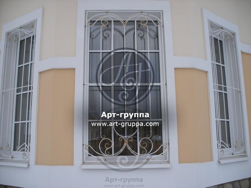 купить Решетка на окно - изделие: 0791