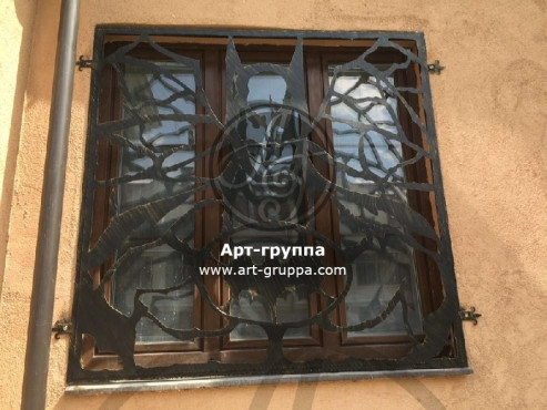 купить Решетка на окно - изделие: 0792