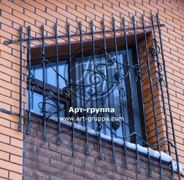 купить Решетка на окно - изделие: 0793