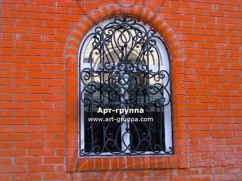 купить Решетка на окно - изделие: 0797