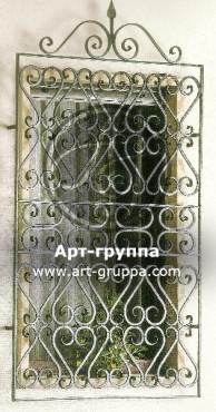 купить Решетка на окно - изделие: 0801