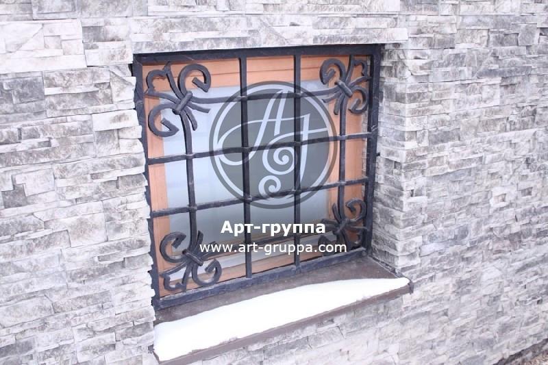 купить Решетка на окно - изделие: 0802