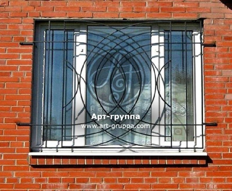 купить Решетка на окно - изделие: 0806