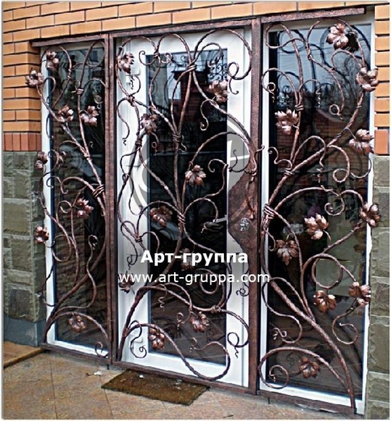 купить Решетка на окно - изделие: 0807
