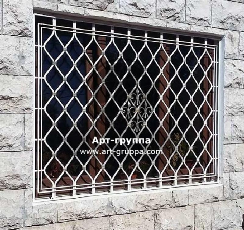 купить Решетка на окно - изделие: 0811