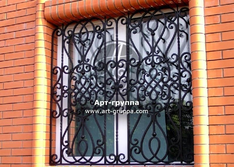 купить Решетка на окно - изделие: 0820
