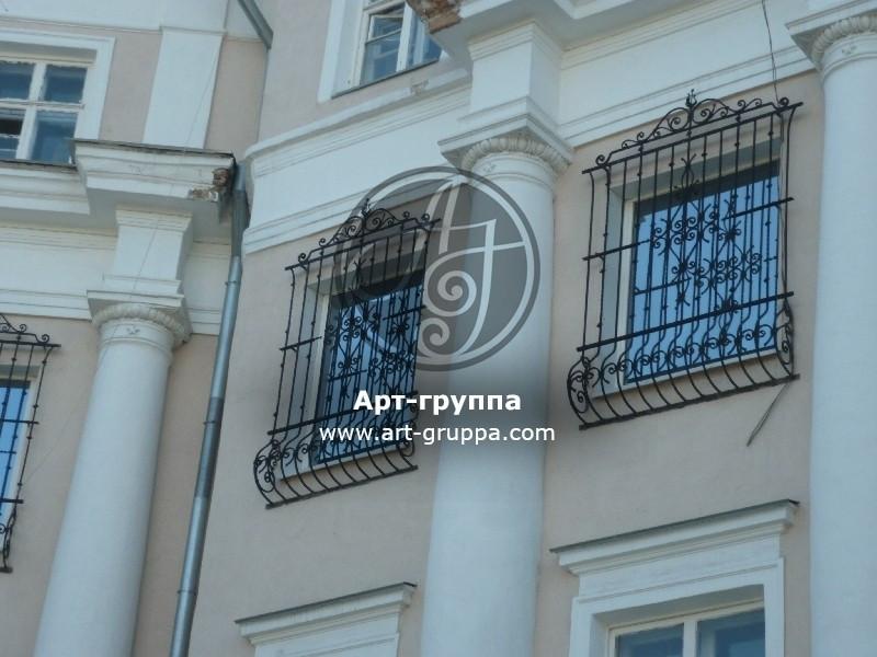 купить Решетка на окно - изделие: 0826