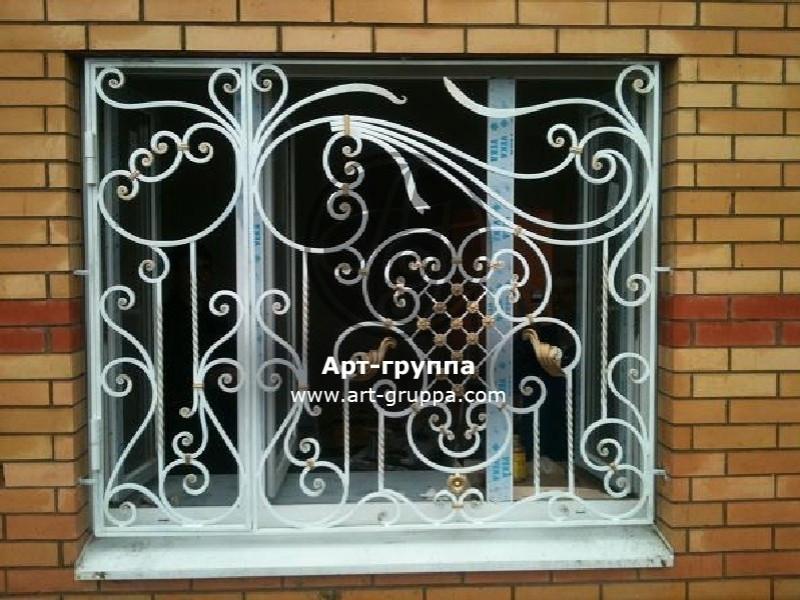 купить Решетка на окно - изделие: 0829