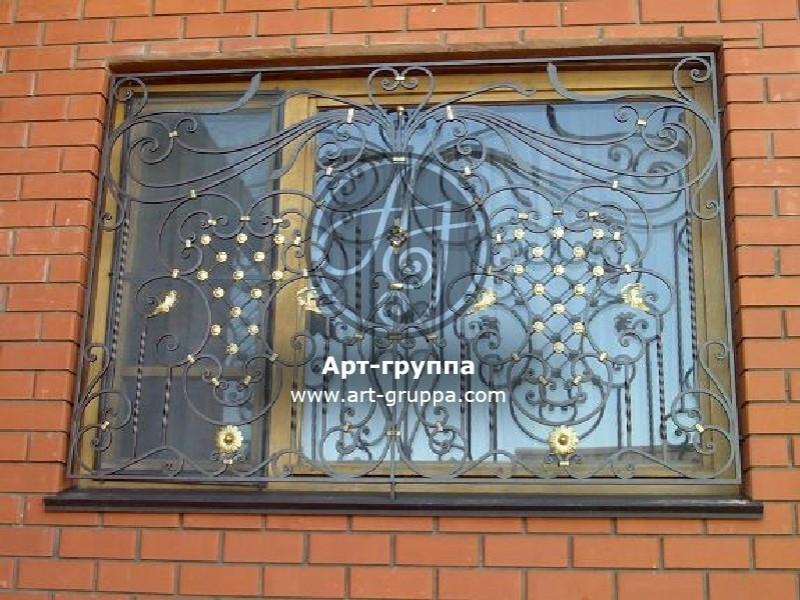 купить Решетка на окно - изделие: 0831